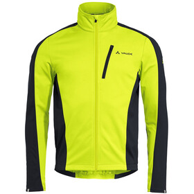 VAUDE Spectra III Softshell Jacket Men bright green